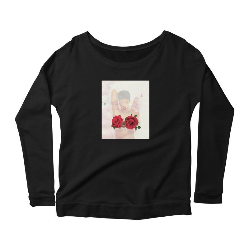 badgals Women's Scoop Neck Longsleeve T-Shirt by summer seventy six