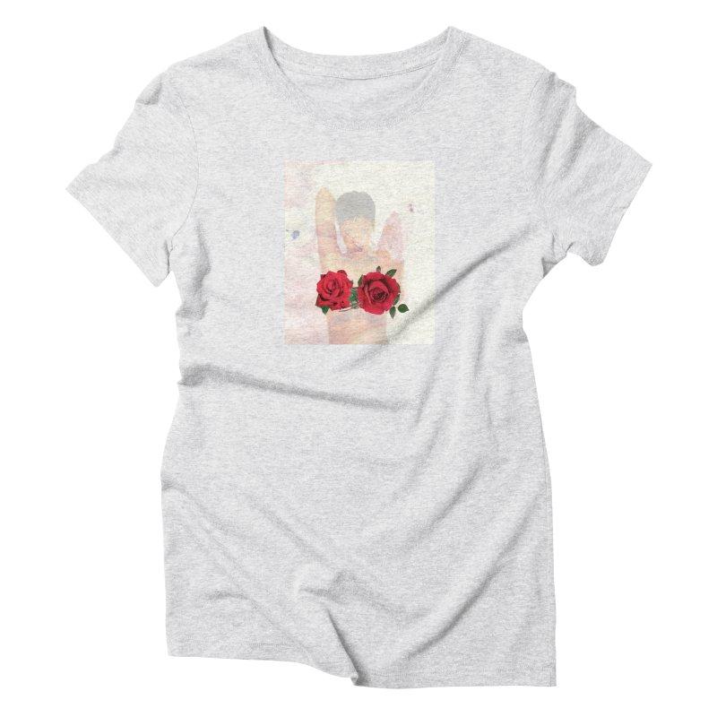 badgals Women's Triblend T-Shirt by summer seventy six