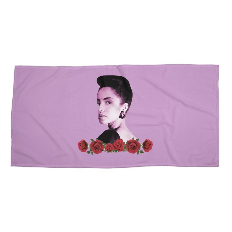 love sade Accessories Beach Towel by summer seventy six
