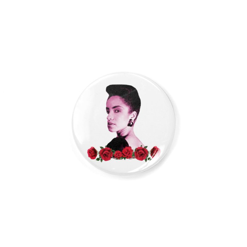 love sade Accessories Button by summer seventy six