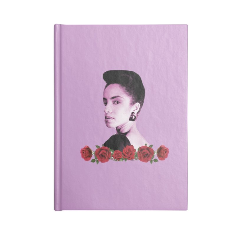 love sade Accessories Lined Journal Notebook by summer seventy six