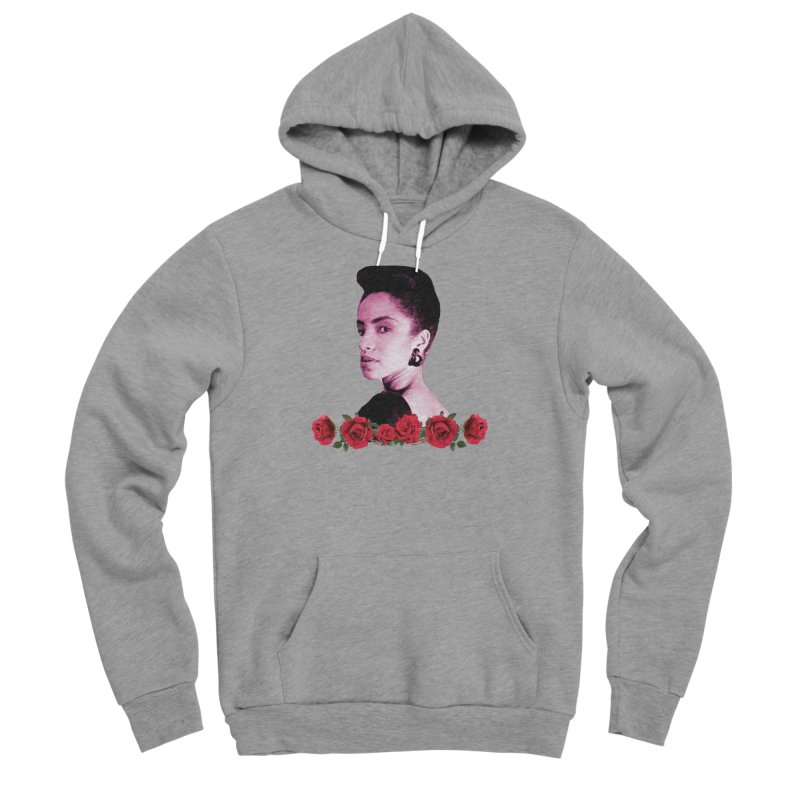love sade Women's Sponge Fleece Pullover Hoody by summer seventy six