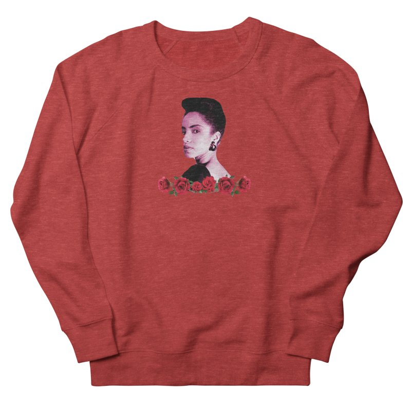 love sade Women's French Terry Sweatshirt by summer seventy six