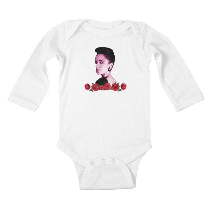 love sade Kids Baby Longsleeve Bodysuit by summer seventy six