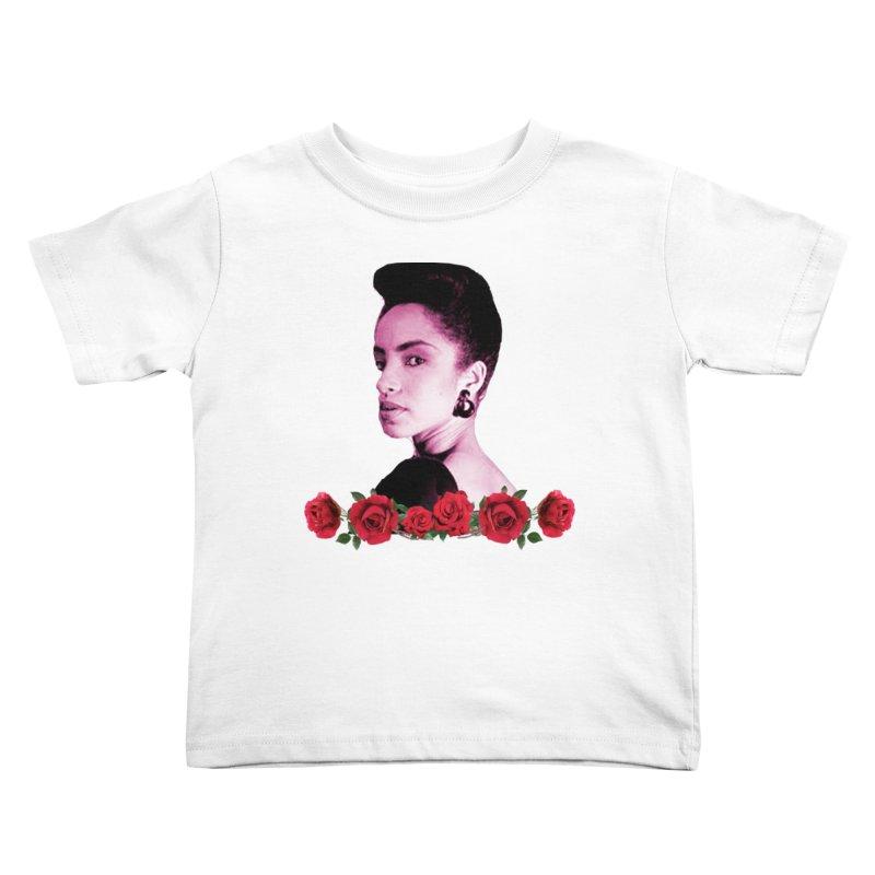 love sade Kids Toddler T-Shirt by summer seventy six