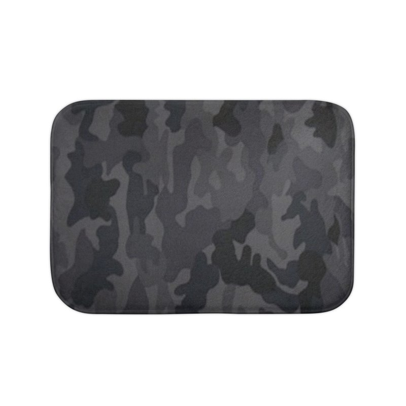 camo reg Home Bath Mat by summer seventy six