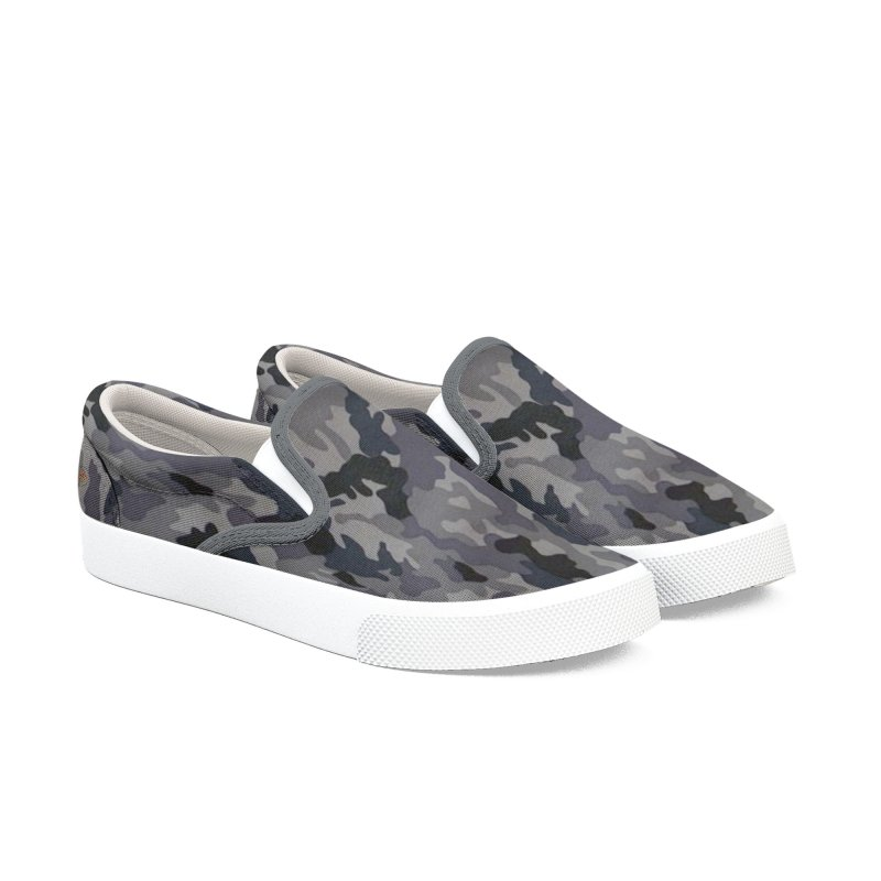camo reg Women's Slip-On Shoes by summer seventy six