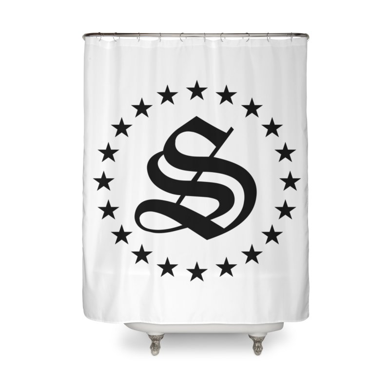 camo reg Home Shower Curtain by summer seventy six
