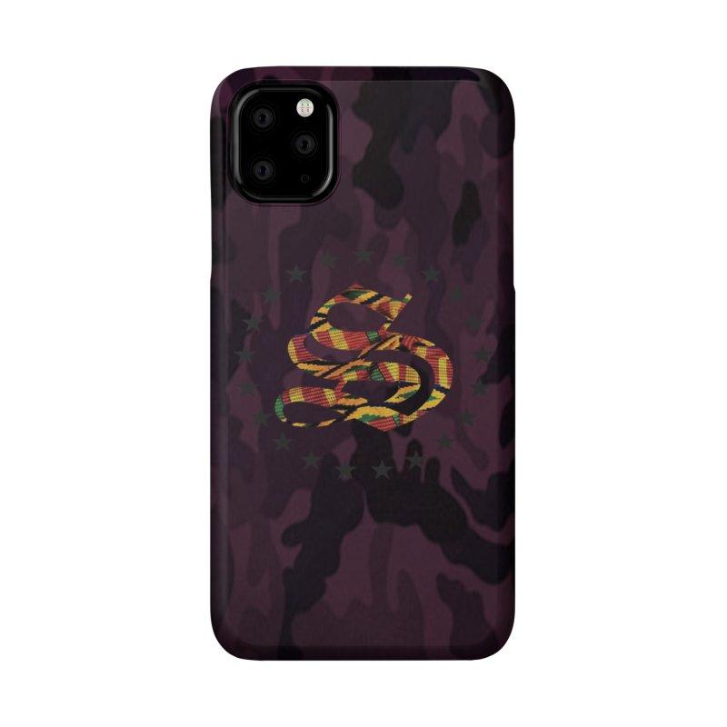 camo purple Accessories Phone Case by summer seventy six
