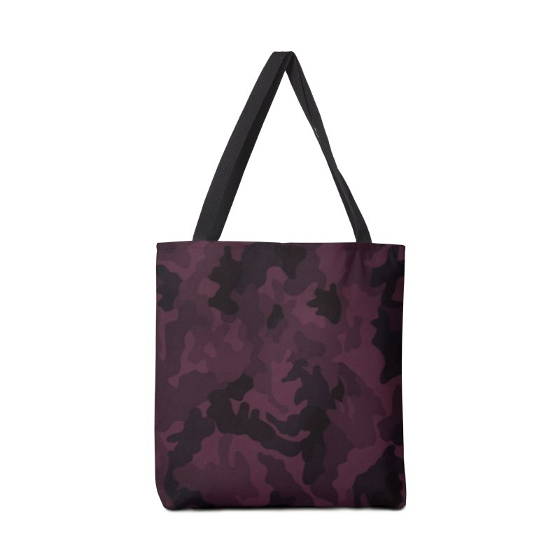 camo purple Accessories Tote Bag Bag by summer seventy six