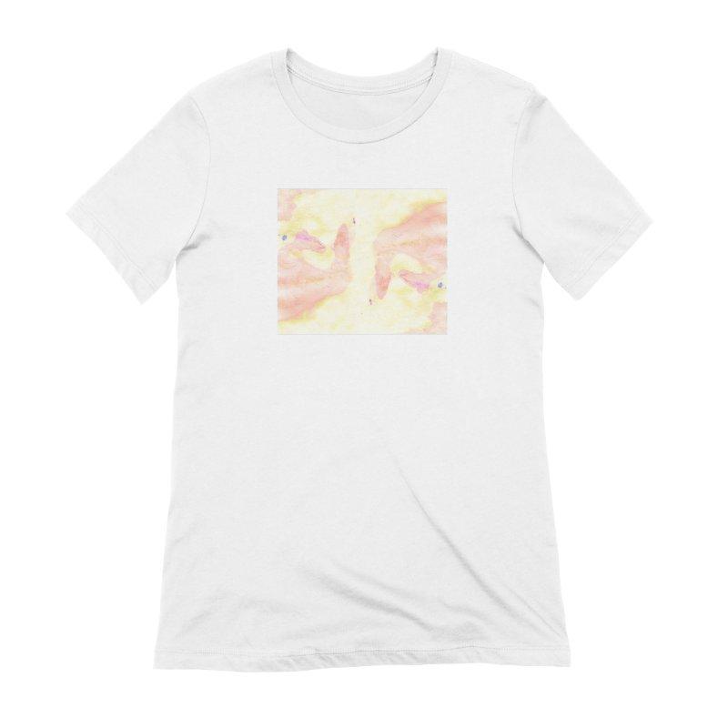 waterclr jazz Women's Extra Soft T-Shirt by summer seventy six