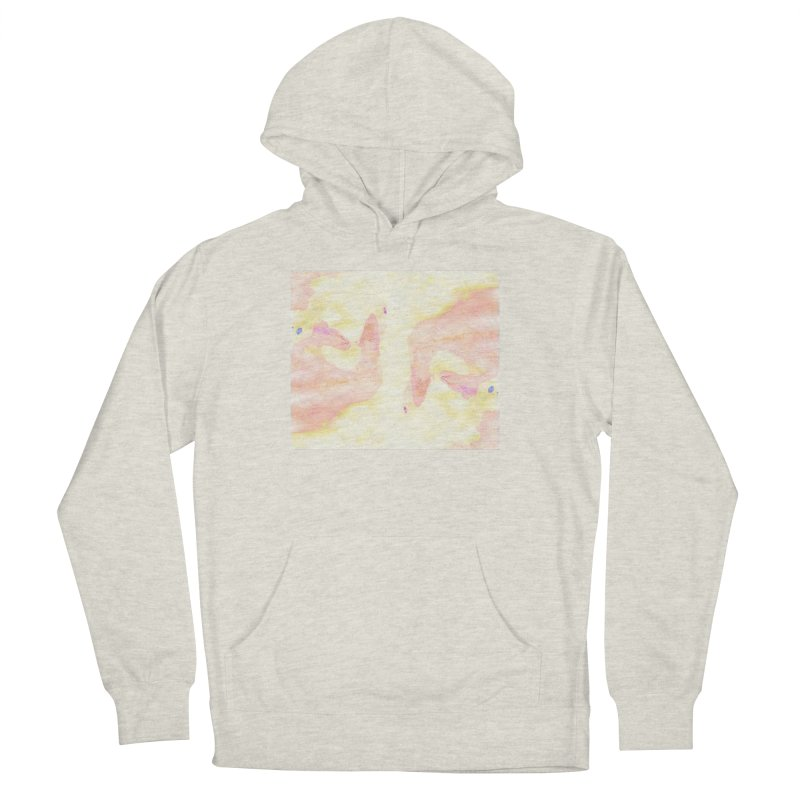 waterclr jazz Men's French Terry Pullover Hoody by summer seventy six