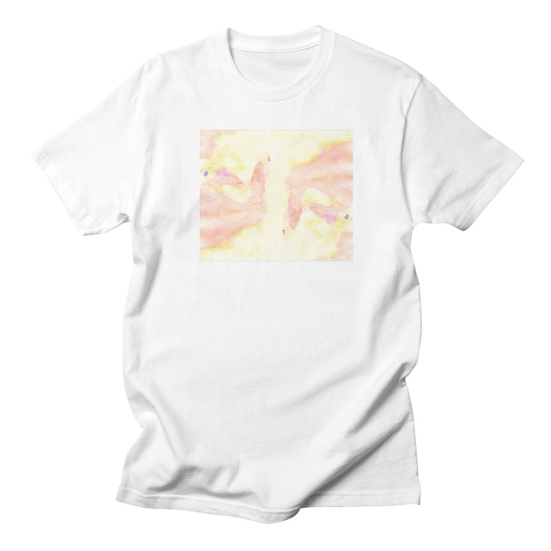 waterclr jazz Men's Regular T-Shirt by summer seventy six