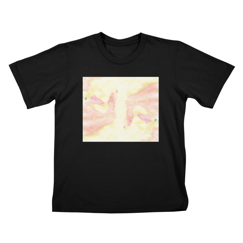 waterclr jazz Kids T-Shirt by summer seventy six