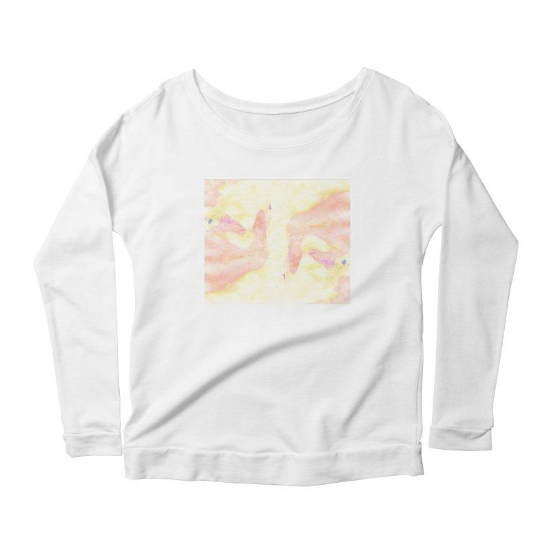 waterclr jazz Women's Scoop Neck Longsleeve T-Shirt by summer seventy six