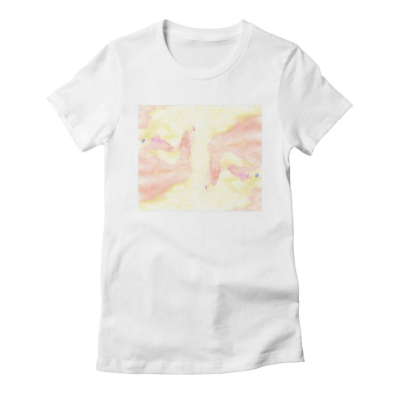 waterclr jazz Women's Fitted T-Shirt by summer seventy six