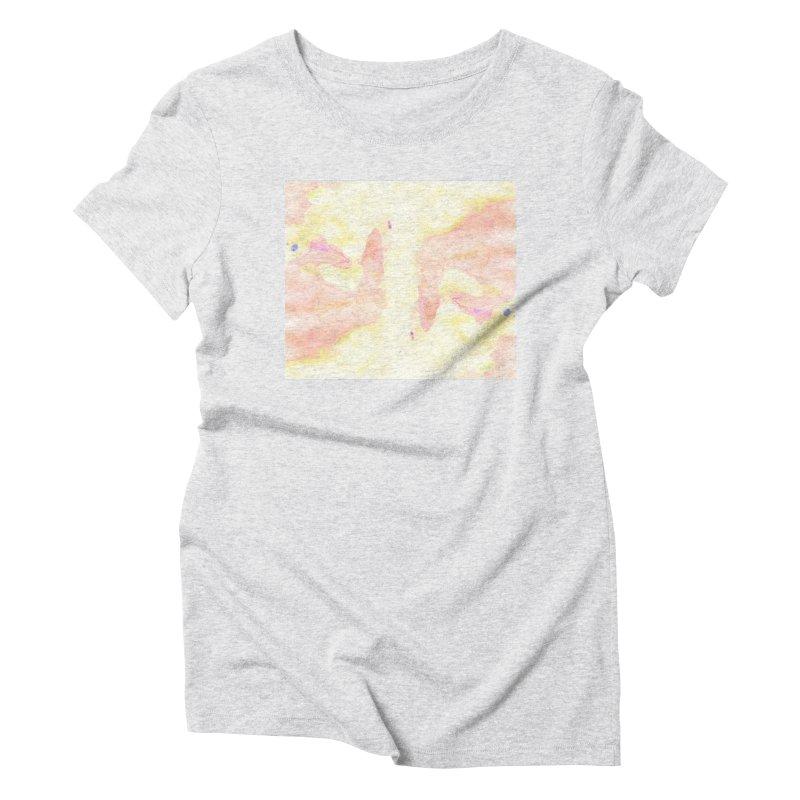 waterclr jazz Women's Triblend T-Shirt by summer seventy six