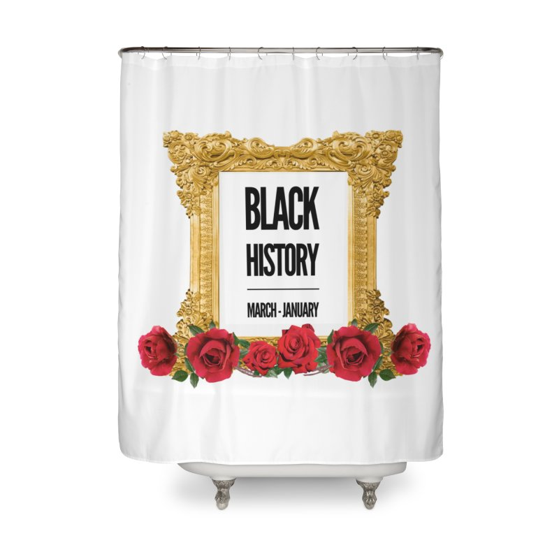 get your roses Home Shower Curtain by summer seventy six