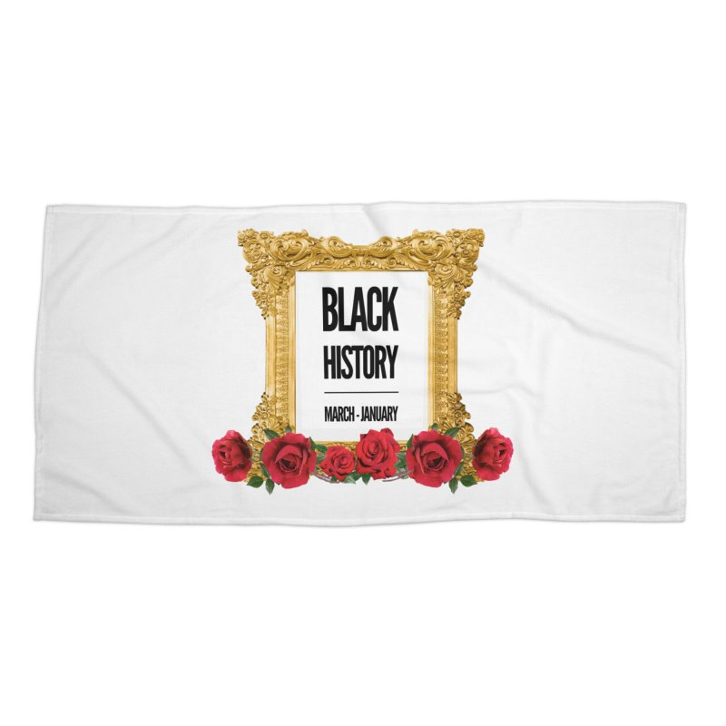 get your roses Accessories Beach Towel by summer seventy six