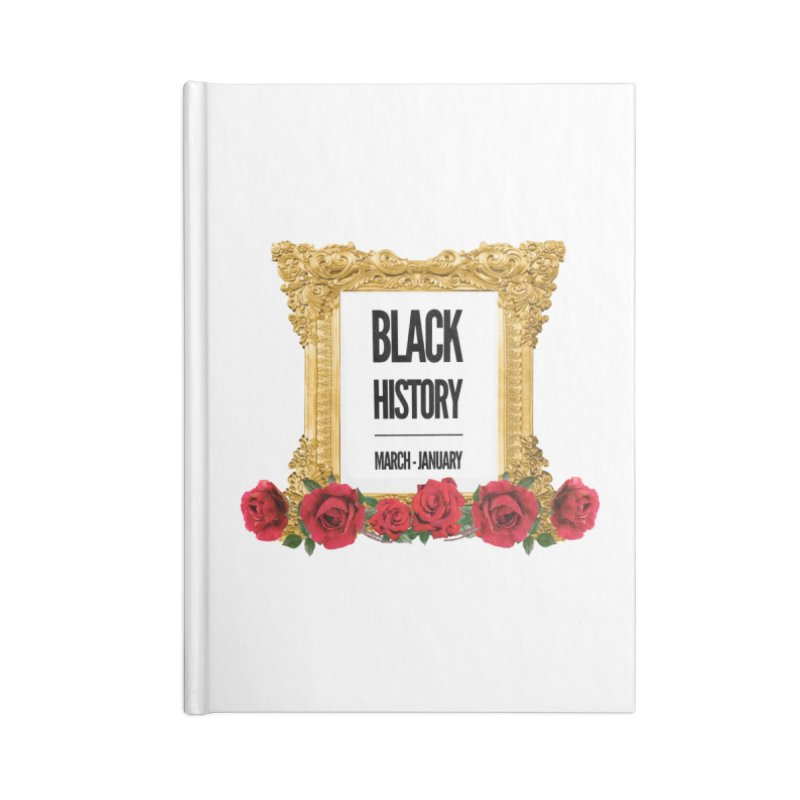 get your roses Accessories Blank Journal Notebook by summer seventy six