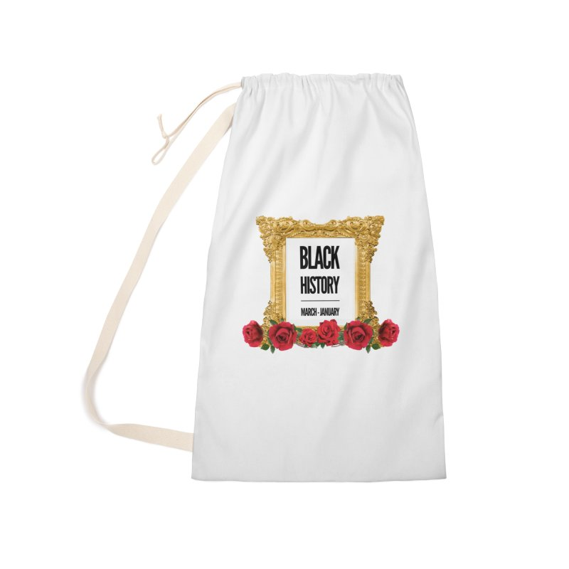 get your roses Accessories Laundry Bag Bag by summer seventy six