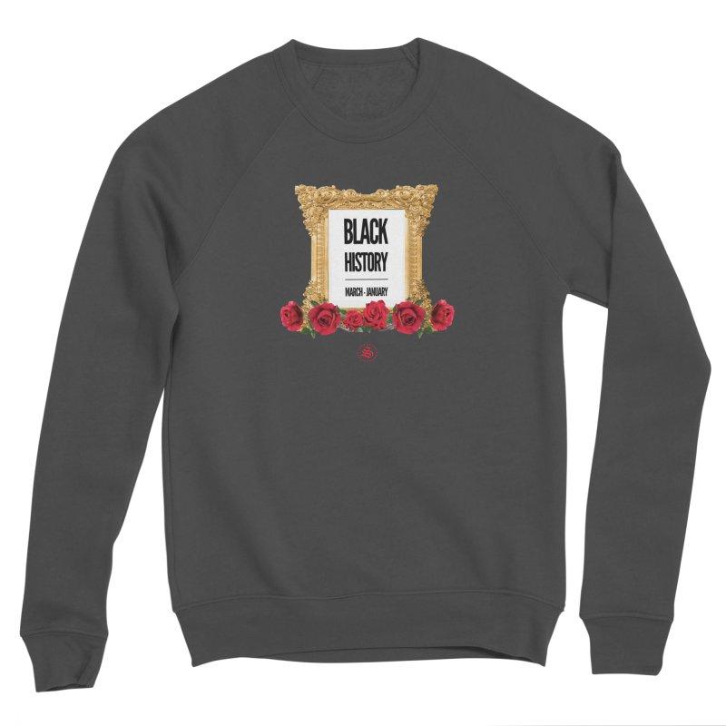 get your roses Men's Sponge Fleece Sweatshirt by summer seventy six