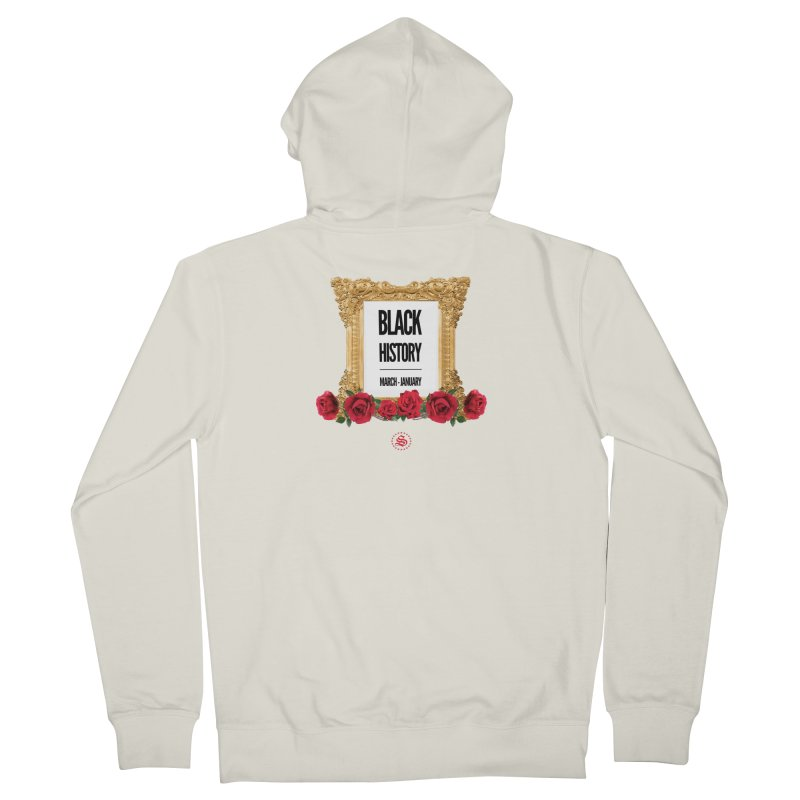 get your roses Men's French Terry Zip-Up Hoody by summer seventy six