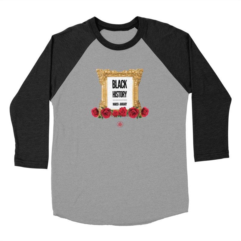 get your roses Women's Baseball Triblend Longsleeve T-Shirt by summer seventy six