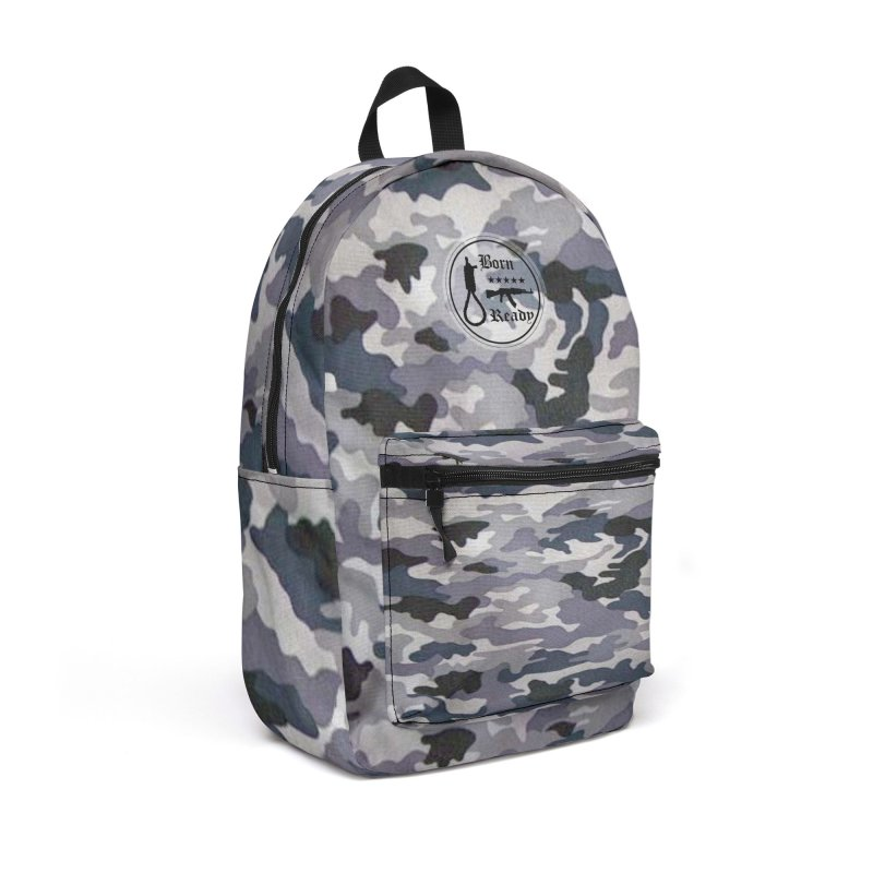 born ready camo in Backpack by summer seventy six