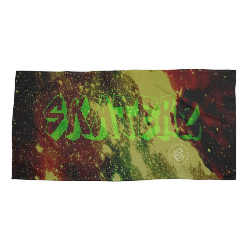 skaterz Accessories Beach Towel by summer seventy six
