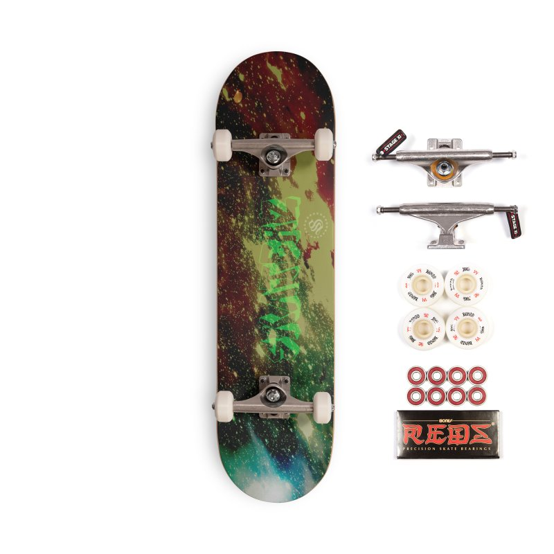 skaterz Accessories Complete - Pro Skateboard by summer seventy six