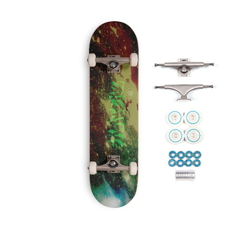 skaterz Accessories Complete - Basic Skateboard by summer seventy six