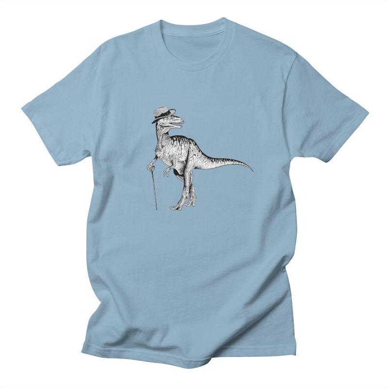 Stylin' T Rex Men's  by sundaydrivedesigns's Artist Shop