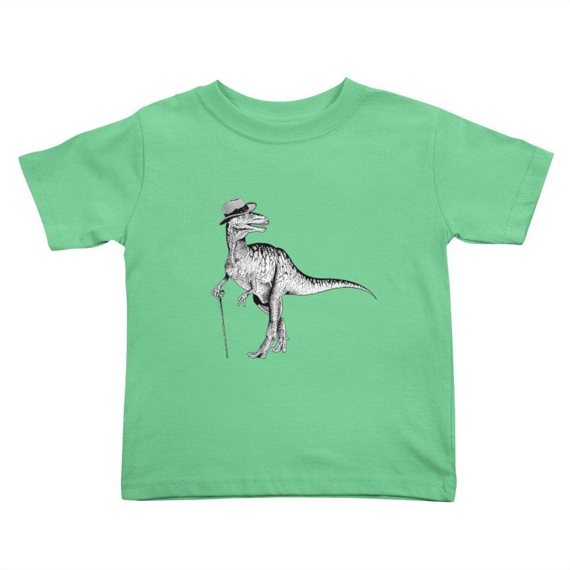 Stylin' T Rex Kids  by sundaydrivedesigns's Artist Shop