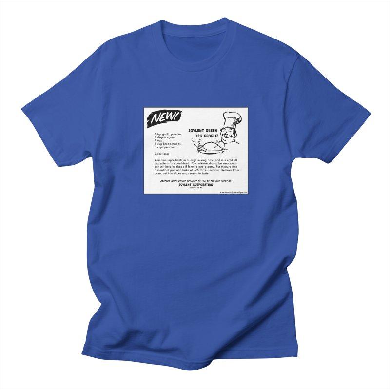 Soylent Green - It's People!  - The Recipe Men's Regular T-Shirt by sundaydrivedesigns's Artist Shop