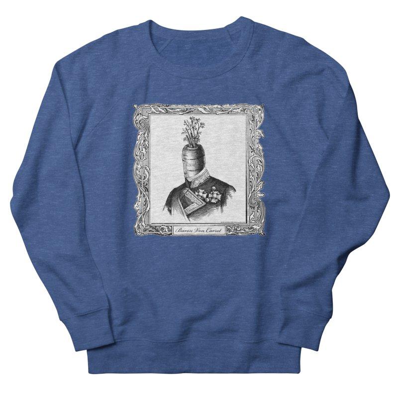 Baron Von Carrot Men's Sweatshirt by sundaydrivedesigns's Artist Shop