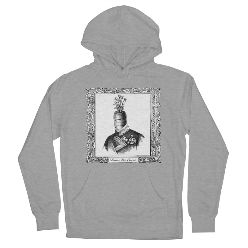 Baron Von Carrot Women's French Terry Pullover Hoody by sundaydrivedesigns's Artist Shop