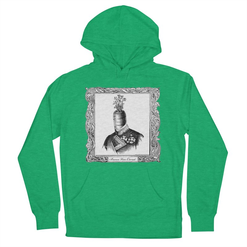 Baron Von Carrot Men's Pullover Hoody by sundaydrivedesigns's Artist Shop