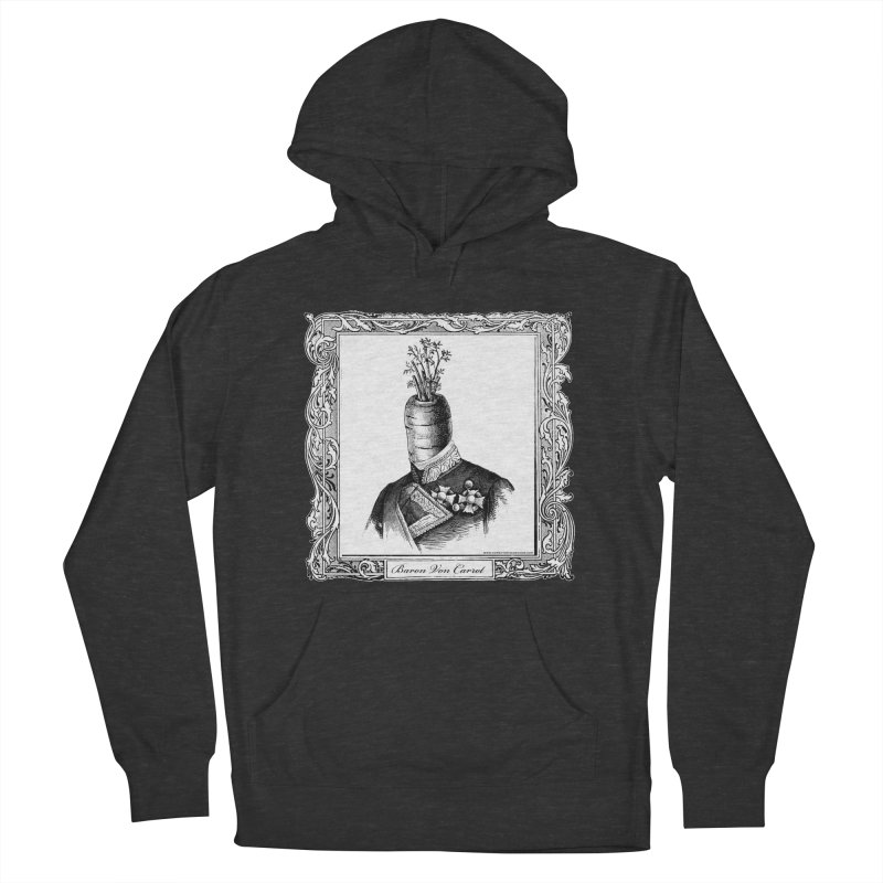 Baron Von Carrot Men's French Terry Pullover Hoody by sundaydrivedesigns's Artist Shop