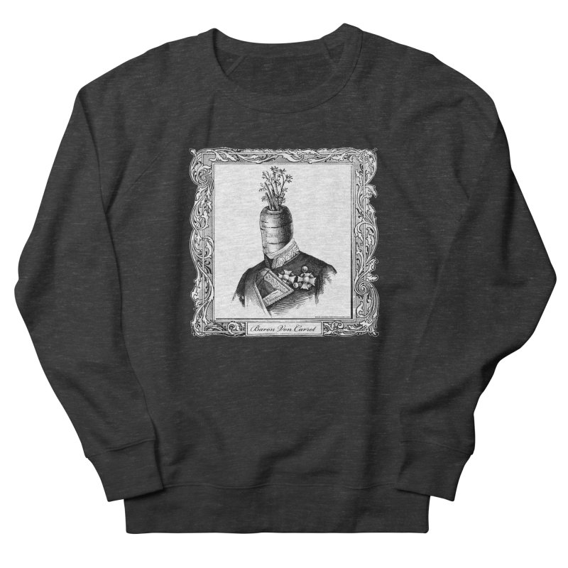 Baron Von Carrot Men's  by sundaydrivedesigns's Artist Shop