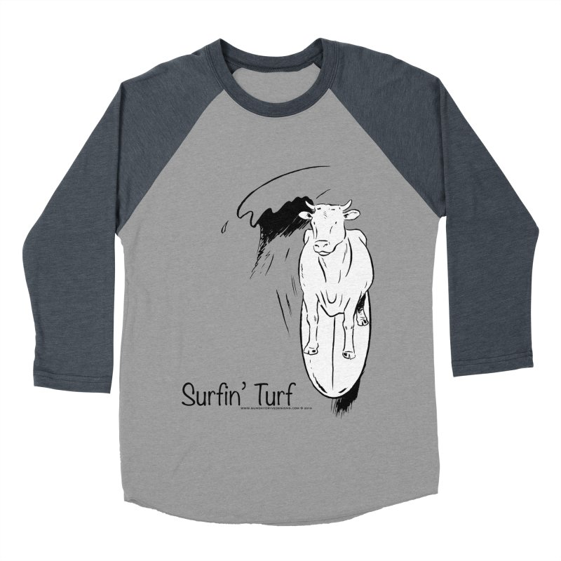 Surfin' Turf Men's  by sundaydrivedesigns's Artist Shop