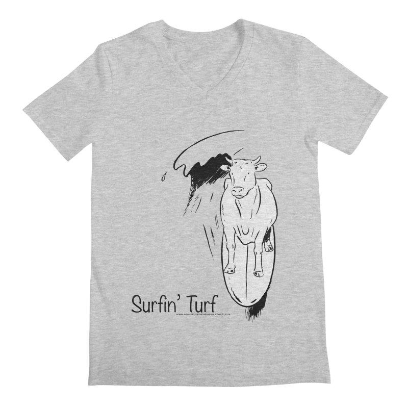 Surfin' Turf Men's  by sundaydrivedesigns's Artist Shop