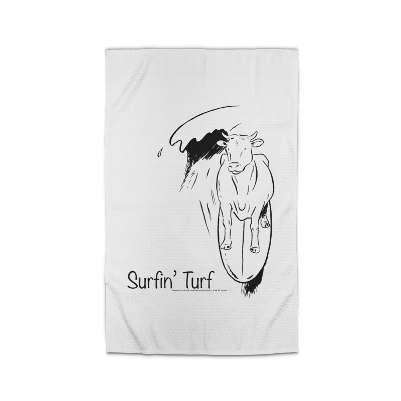 Surfin' Turf Home Rug by sundaydrivedesigns's Artist Shop