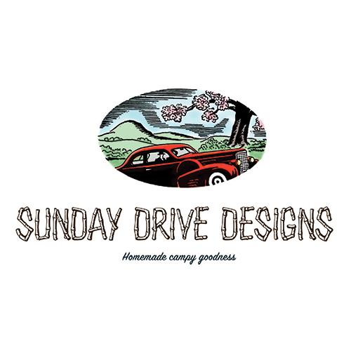 sundaydrivedesigns's Artist Shop Logo