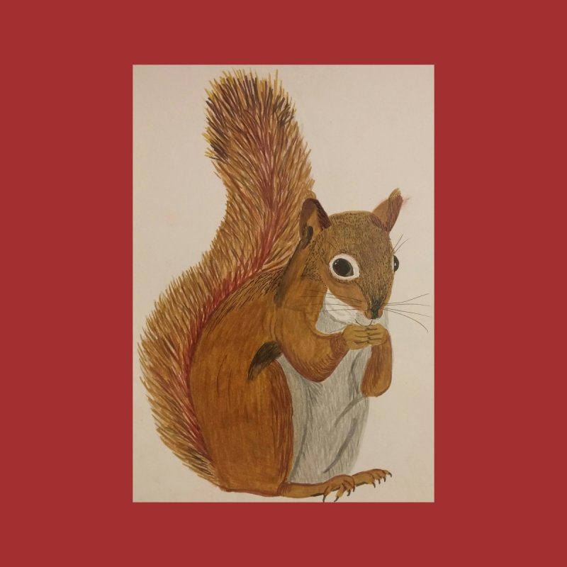 Squirrel by Whimsical Wildlife Wares