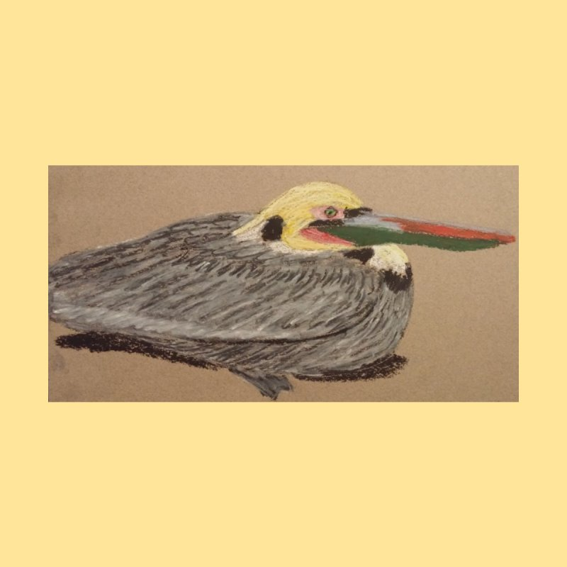 Pelican by Whimsical Wildlife Wares