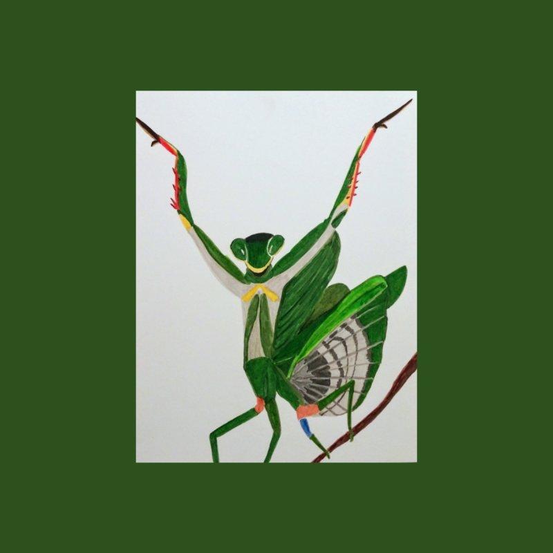 Praying Mantis by Whimsical Wildlife Wares