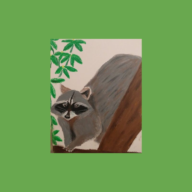 Raccoon by Whimsical Wildlife Wares