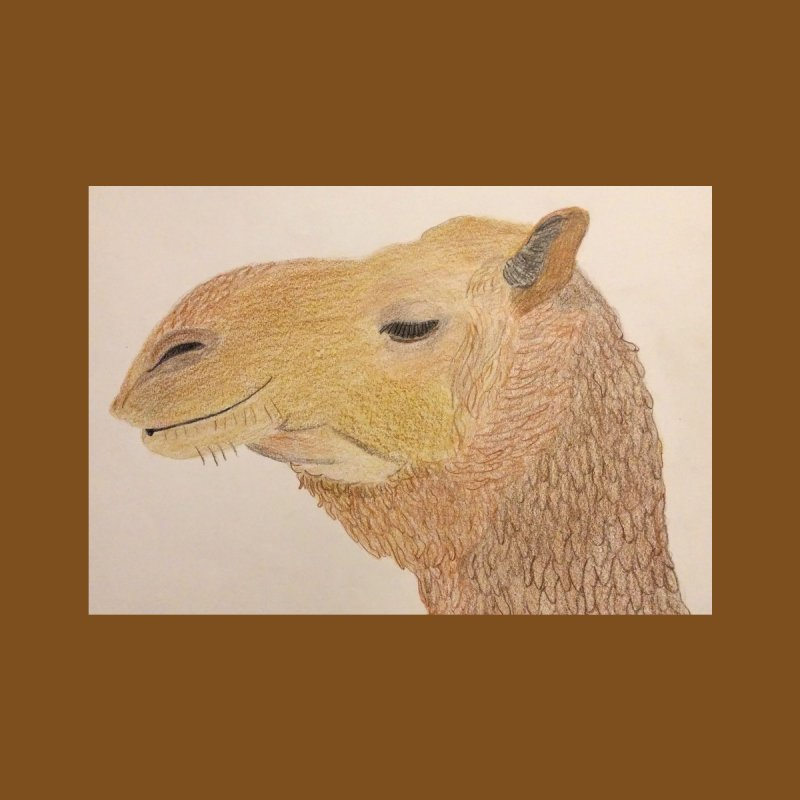 Camel by Whimsical Wildlife Wares