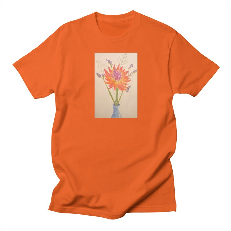 Flowers Women's Unisex T-Shirt by Whimsical Wildlife Wares